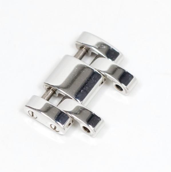 【Cartier】カルティエ タンクアメリカン 750WG(K18) レディース 純正コマ_画像1