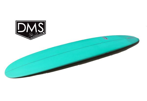新品DMSサーフボード/Baconモデル/9'6トラディショナルスタイル/気品あるうつくしいシェイプは、その一本一本がアート!!_画像3