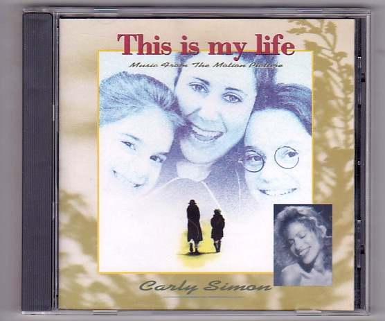 Carly Simon/This Is My Life - Music From The Motion Picture_画像1