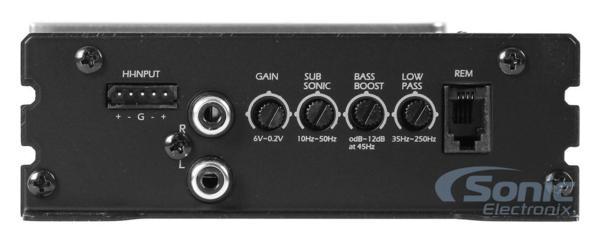 ■USA Audio■サウンドストリームSoundstream PN1.1000D 1ch Class D Max.2000W●保証付●税込_画像4