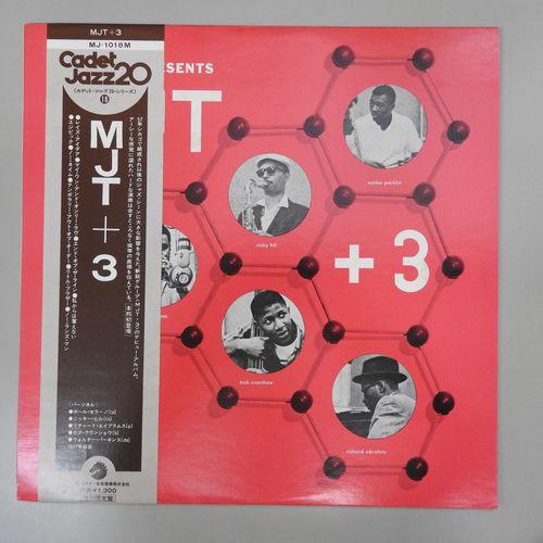 【帯付き/CADET JAZZ】MJT+3 / ST