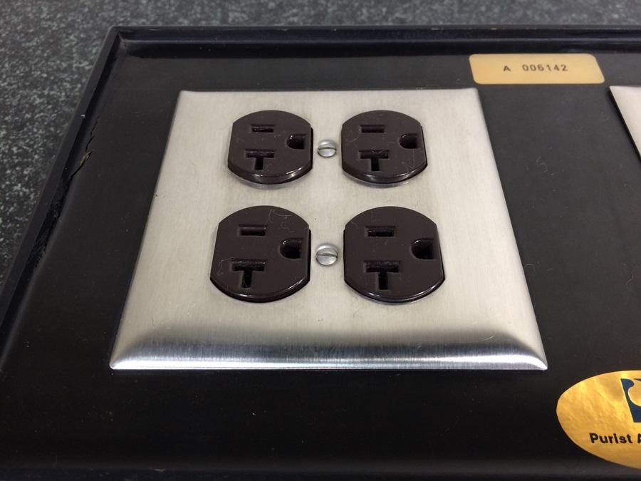 良品 Purist Audio Design 電源タップ The Extension Box 希少 Audio Station_画像3