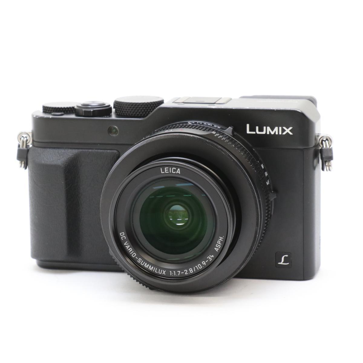 【マップカメラ】1円スタート! Panasonic LUMIX DMC-LX100-K