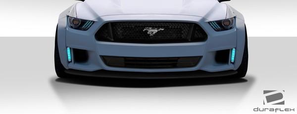 2015-2016 フォード マスタング フロントリップ 送料無料/税込_画像2