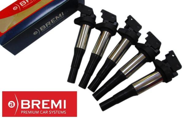 5本 BREMI ダイレクトイグニッションコイル BMW F20 F21 F30 F31_画像1