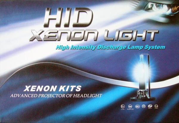 HIDキット 12V 35W 6000K H4 Hi/Lo スライド式-新品-即決-_画像1