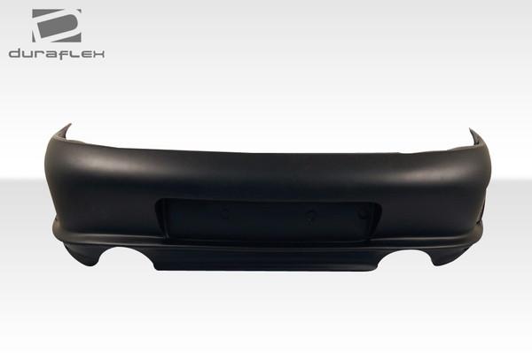 1999-04 ポルシェ 996 C2 C4 Duraflex 997 GT-3 RS コンバージョン 5点セット エアロ ボディキット フロント/リアバンパー フェンダー_画像10