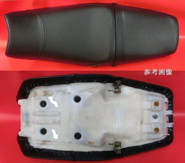 【日本製】■VTZ250 カスタム シートカバー シート表皮 ノンスリップ  ピースクラフト UC_画像3