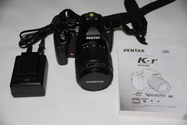 ◆PENTAX K-r ボディ +TAMRON 28-80mm◆