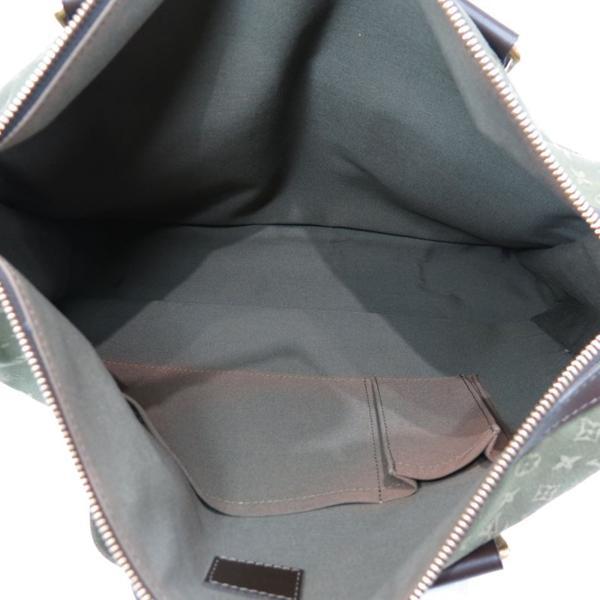 買蔵/1円~/ヴィトン サックマリーケイト TSTカーキ モノグラムミニ M42342 メンズ レディース ビジネスバッグ ハンドバッグ puco_画像8