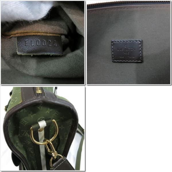 買蔵/1円~/ヴィトン サックマリーケイト TSTカーキ モノグラムミニ M42342 メンズ レディース ビジネスバッグ ハンドバッグ puco_画像10