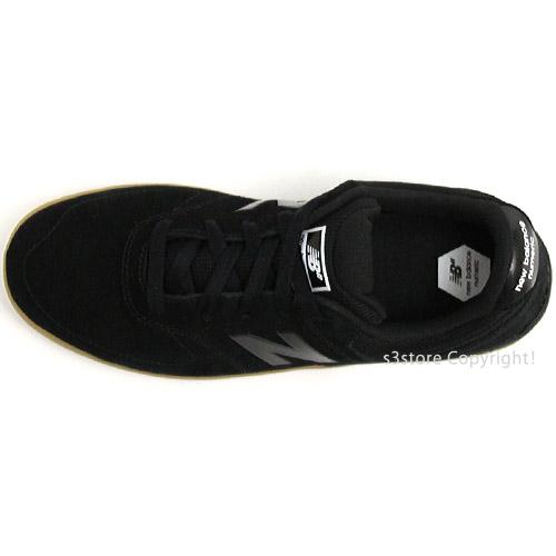 交渉可 NEWBALANCE NM533 BKT(Black/Gum) 28.0cm ニューバランス ヌメリック533 スケシュー スニーカー シューズ 靴 スケートボード SKATE_画像3
