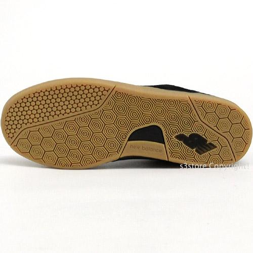 交渉可 NEWBALANCE NM533 BKT(Black/Gum) 28.0cm ニューバランス ヌメリック533 スケシュー スニーカー シューズ 靴 スケートボード SKATE_画像4