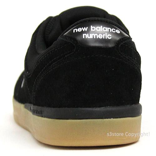 交渉可 NEWBALANCE NM533 BKT(Black/Gum) 28.0cm ニューバランス ヌメリック533 スケシュー スニーカー シューズ 靴 スケートボード SKATE_画像5
