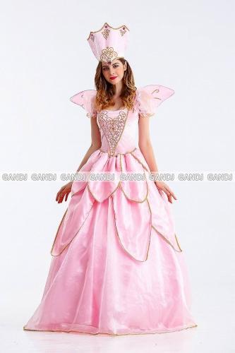 オーロラ風 ドレス ディズニー プリンセス 【 同梱可能 | 即納】 ディズニーグッズの画像