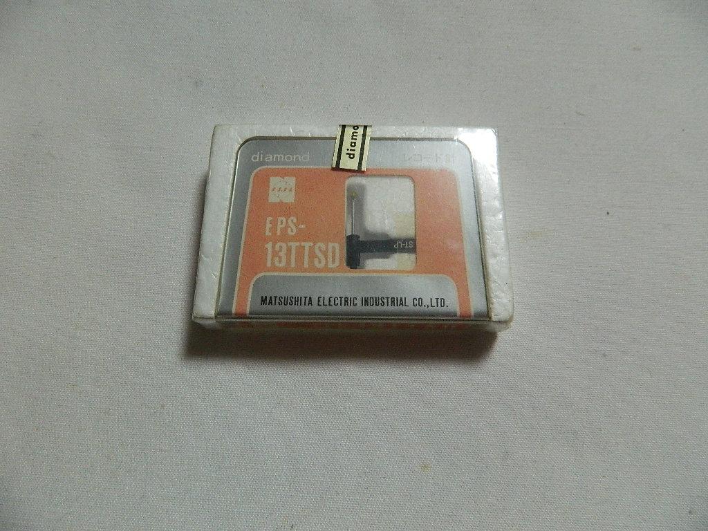 ☆☆【未使用品】松下電器産業株式会社 DIAMONDレコード針 EPS-13TTSD ナショナル_画像1