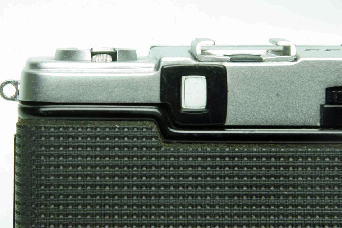 ※ ハーフカメラ オリンパス ペン EE-3 PEN 28mm f3.5 D.Zuiko キャップ付 sa6314_画像7