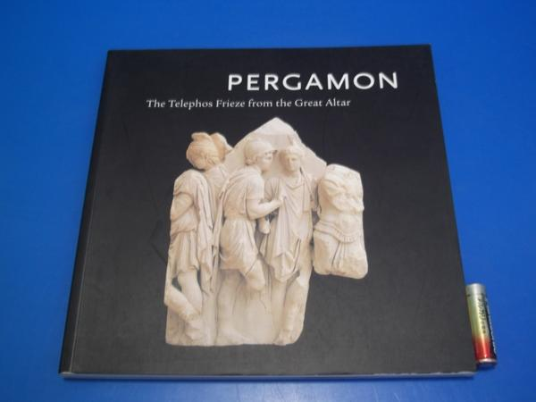 PERGAMON The Telephos Frieze from the Great Altar 彫刻装飾_画像1