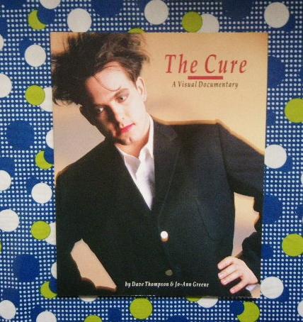 洋書■ザ・キュアー /The Cure■写真集■ポストパンク/ニューウェーヴ/UK ロックバンド■