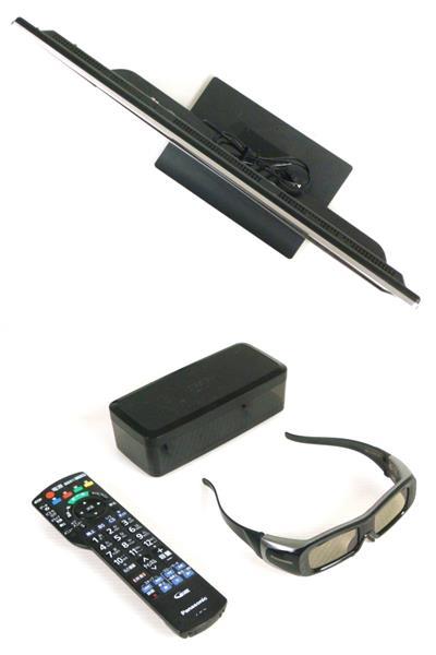 1円~ パナソニック 3D VIERA TH-L32DT3 デジタルハイビジョン液晶テレビ 2011年製 ブラック 中古_画像6