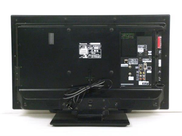 1円~ パナソニック 3D VIERA TH-L32DT3 デジタルハイビジョン液晶テレビ 2011年製 ブラック 中古_画像2