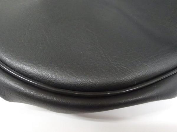 シートカバー スズキ RAN/ラン CA11A 黒_画像2
