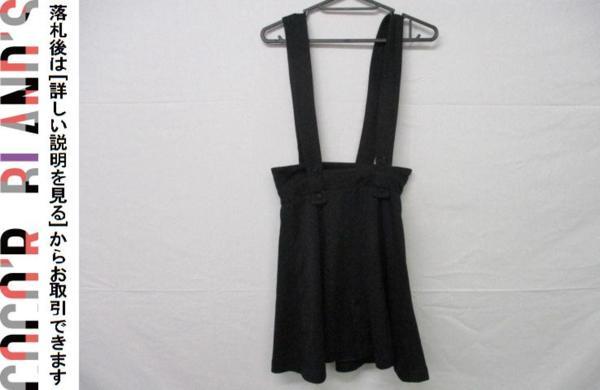 ツインルーム TWNROOM レディース ジャンパースカート 2 黒 ブラック