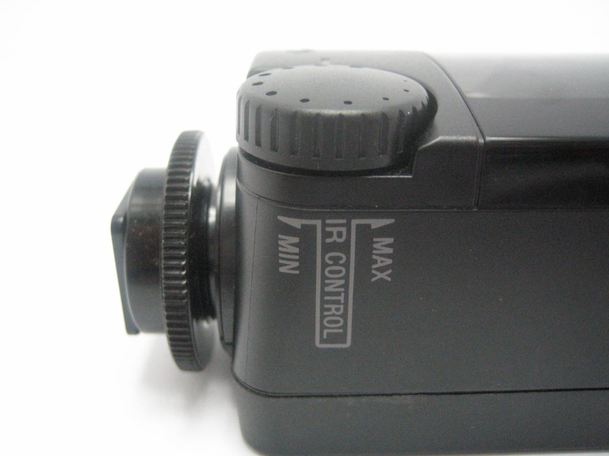 ★ハロ-カメラ★6450 SONY バッテリー赤外線ライト 【HVL-IRM】・発光OK・中古品_画像5