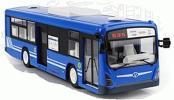 バスラジコン 青 3段変速付き 扉開閉可能 ラジコンバス R