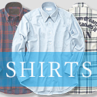 ドレスシャツ・カジュアルシャツ